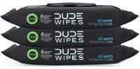 Dude Wipes 48-Wipes 3-Pack