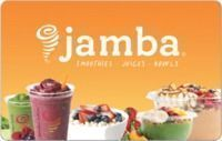 $15 Jamba Juice Gift Card (Email Delivery)