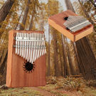 Donner 17 Key Kalimba Thumb Piano