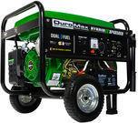 DuroMax XP4850EH Hybrid Portable Dual Fuel Generator