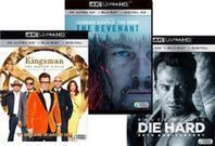 Best Buy - 2 Select 4K UHD Blu-ray Movies for $20