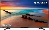 Sharp 43 Class LED 2160p Smart 4K UHD TV w/ Roku