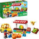 LEGO DUPLO Town Farmers Market 10867 Preschool Building Set