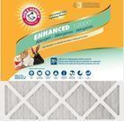 12-Pack of Odor Allergen and Pet Dander Control Air Filters