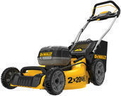 DeWALT DCMW220P2 20 3-in-1 Easy Storage Electric Lawn Mower
