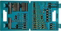 Makita 75-Piece Metric Drill & Screw Bit Set