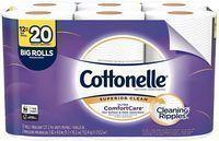 Cottonelle Ultra ComfortCare Toilet Paper 12-Pack