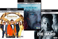 2 Select 4K UHD Blu-ray movies for $20.