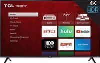 TCL 65 LED 4 Series 2160p Smart 4K UHD TV w/ Roku