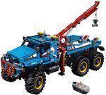 Lego Technic 6x6 Terrain Tow Truck Kit