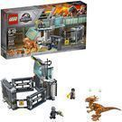 LEGO 222pc Jurassic World Stygimoloch Breakout Set