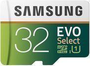 PRIME - Samsung 32GB 95MB/s  MicroSD EVO Select Memory Card