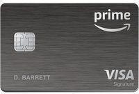 PRIME - Earn 6% Back w/Amazon Prime Rewards Visa Signature