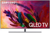 Samsung 55 4K HDR Flat QLED Ultra HD Smart TV