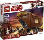 Lego Star Wars Sandcrawler Building Kit