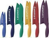 Cuisinart 12 Piece Knife Set w/ Blade Guards (C55-12PCKSAM)
