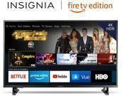Insignia 50 4K Ultra HD Smart LED TV (Fire TV Edition)