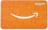 $15 Credit w/ $50+ Amazon Gift Card Purchase (New Gift Card Buyers Only)