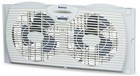Holmes Window Fan w/ Twin 6 Reversible Airflow Blades