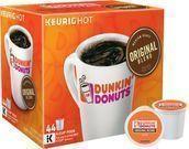 Dunkin' Donuts - Original Blend K-Cup Pods (44-Pack)
