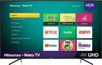 Hisense 65 R7 Series 2160p Smart 4K UHD TV w/ HDR & Roku TV