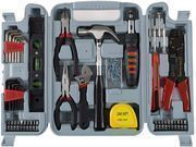 Household Hand Tools 130-Pc. Set