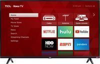 TCL 49 Class LED 3 Series 1080p Smart HDTV Roku TV