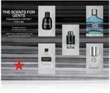 The Scents For Gents Men's 5-Piece Fragrance Gift Set
