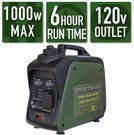 Sportsman 800W Gasoline-Powered Portable Inverter Generator