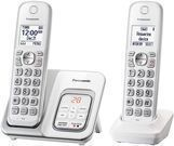Panasonic Expandable Cordless Phone with Answering Machine