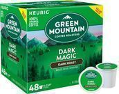 Green Mountain Coffee Dark Magic K-Cup Pods (48Pk)