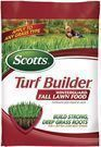 Scotts Turf Builder WinterGuard Fall Lawn Food 12.5-lb. Bag