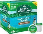 Green Mountain Coffee Nantucket Blend K-Cup Pods (48Pk)