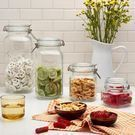 Mason 4-Piece Glass Preserving Jar Set