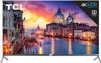 New 2019! TCL 65 6-Series 4K UHD QLED HDR Roku Smart TV