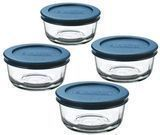 Anchor Hocking Glass Food Containers (4-pack)