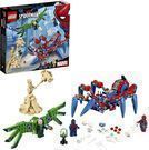 Lego Marvel Spider-Man: Spider-Man's Crawler Building Kit