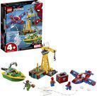 Lego Marvel Spider-Man: Doc Ock Diamond Heist Building Kit