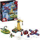 Lego Marvel Spider-Man: Doc Ock Diamond Heist Building Kit