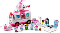 Hello Kitty Rescue Playset w/ Helicopter & Ambulance
