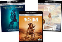 Select 4K UHD Blu-ray Movies: 2 for $20