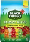 Black Forest Gummy Bears Candy, 6lb
