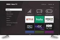 RCA 60 Class 4K UHD 2160P HDR Roku Smart LED TV
