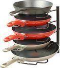 SimpleHouseware Pan/Pot Lid Organizer Rack