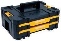 DEWALT TSTAK Tool Storage Organizer, Double Drawers (DWST17804)