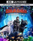 How to Train Your Dragon: The Hidden World 4K HD Blu-ray