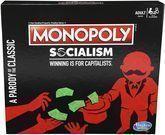 Monopoly Socialism Parody Board Game
