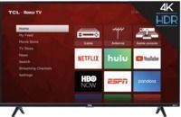 TCL 4 Series 55 4K UltraHD TV w/ ROKU