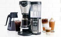 Ninja CF020 Coffee Brewer Machine w/ Auto-iQ (Refurbished)