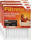 3M Filtrete Allergen Defense HVAC Filter 3-Pack